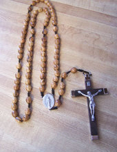 Corded Franciscan Crown Rosary